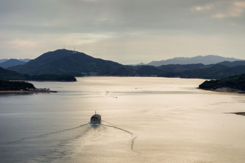 A slow journey within the Seto Inland Sea